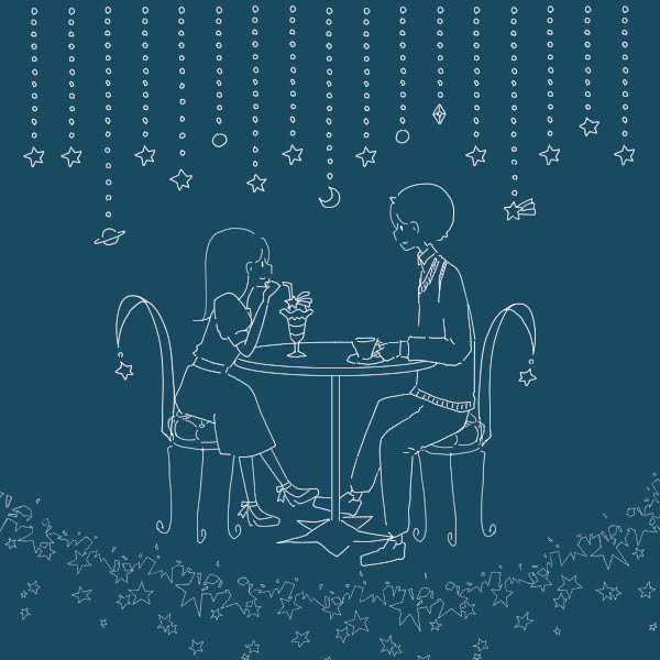 星のカフェ